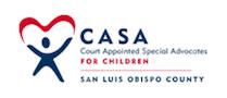 CASA San Luis Obispo Logo